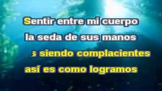Entre El Amor y Yo karaoke -- Vicente Gutierrez
