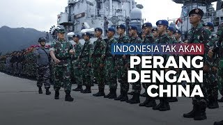 Mahfud MD Tegaskan Indonesia Tak akan Perang dengan China Terkait Natuna