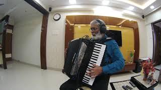 Jhilmil Sitaron Ka Aangan Hoga Instrumental Kuddus Noorani