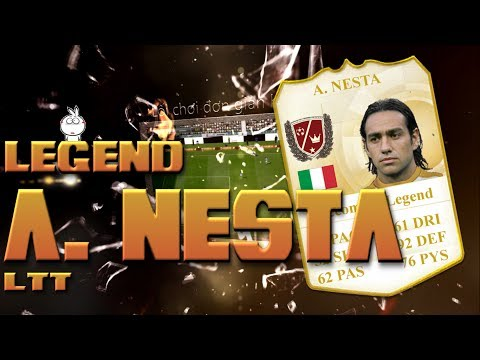 Kênh LTT | Review Alessandro Nesta World Legend - FIFA Online 3 Việt Nam