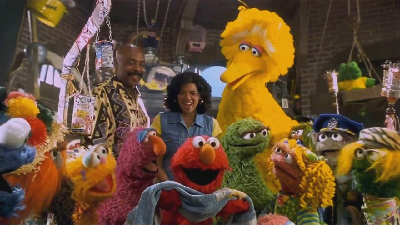 Elmo Grouchland Movie