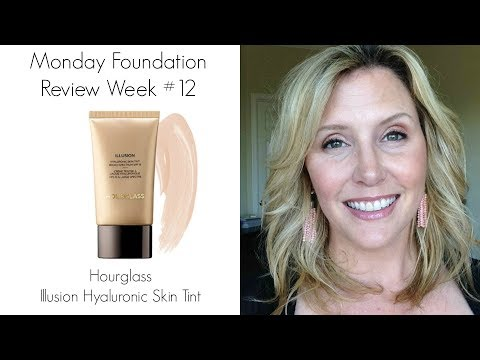 Monday Foundation Week #12 Review : Hourglass Illusion Hyaluronic Skin Tint