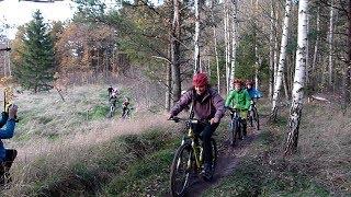 Kronprinsessan Victoria cyklar MTB med MeraLera Linköping