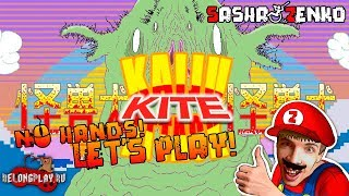 Kaiju Kite Attack Gameplay (Chin & Mouse Only)