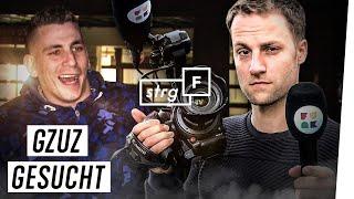 Gzuz gesucht - Kriegt man ein Interview vom Gangsterrapper? | STRG_F