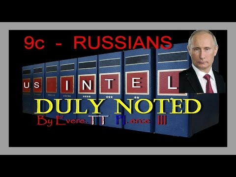 Duly  Noted  9c  -  RUSSIANS  and  US Intelligence