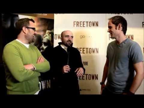 Freetown Movie Interview with Garrett Batty and Adam Abel streaming vf