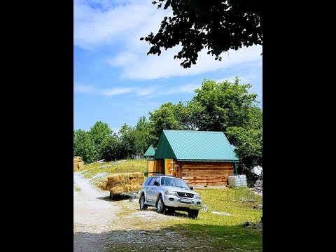 Mitsubishi Pajero Sport, Offroad Pusti Lisac, Montenegro