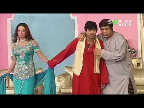 Tahir Noushad - New Pakistani Stage Drama Full Comedy Clip - Sajan Abbas, Naseem Vicky