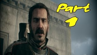 The Order 1886 Gameplay Walkthrough Part 1 - The Prologue (PS4)