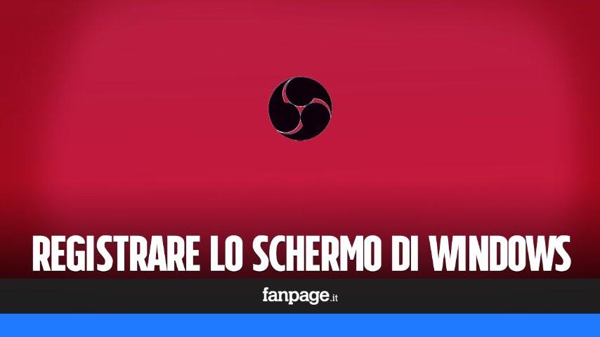 Come Registrare Gratis Lo Schermo Di Windows