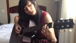 Nơi tình yêu bắt đầu (guitar acoustic cover) - Sunnie Nguyen