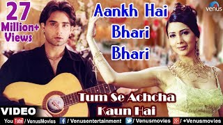 Download Lagu Aankh Hai Bhari Bhari Full Video Song | Tum Se Achcha Kaun Hai | Nakul Kapoor, Kim Sharma mp3