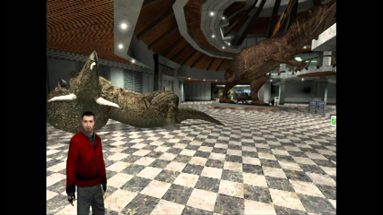 Garrys Mod Jurassic Park YouTube – Gmod Jurassic World Map