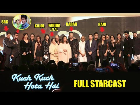 Kuch Kuch Hota Hai Starcast SHOKING Transformation Before & After 20 Yrs- Sharukh,SalmanKajol,Rani Mp3