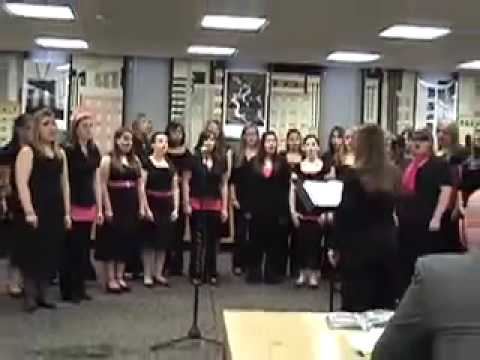 Hey Jude performed by William Floyd HS Select Choir