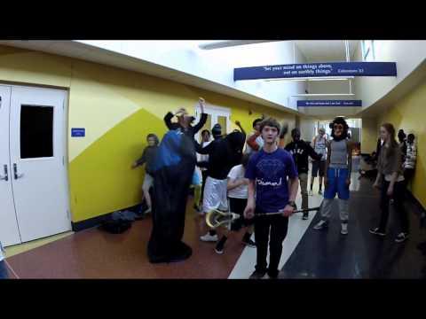Norfolk Christian Schools' Harlem Shake!