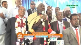 Prof= Xasan Cumar Oo Shaaciyey In Uu U Sharxan Yahay Barlamaanka Somaliland