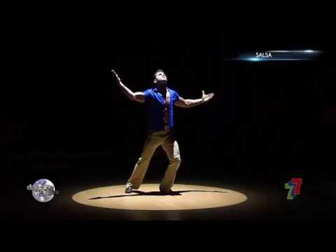 Daniel Carvajal y Yessenia Reyes - Aguanile - Dancing With the Stars Costa Rica - 4ta Temporada
