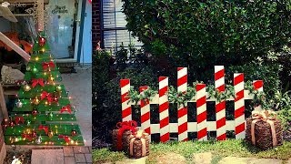Top 50 Best Christmas Yard Decorations Ever (Part-1)