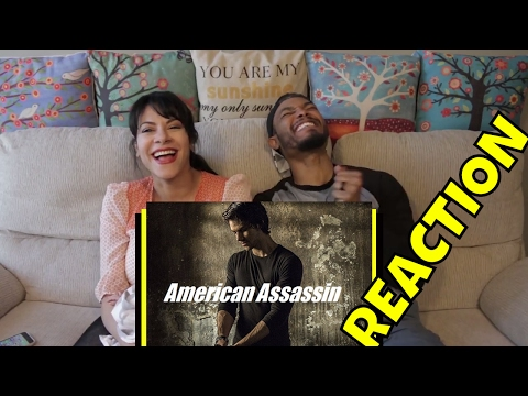 Thumbnail: AMERICAN ASSASSIN - Teaser Trailer (REACTION)