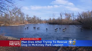 Man Dies After Trying To Rescue Dog From Water