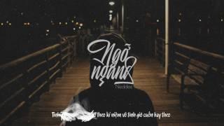 [ Official Lyric ] Ngỡ Ngàng - Neddee