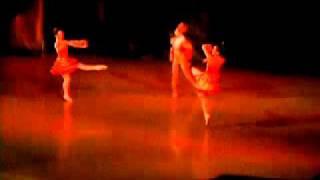 "Philippe Solano in Nutcracker ""Spanish dance"""