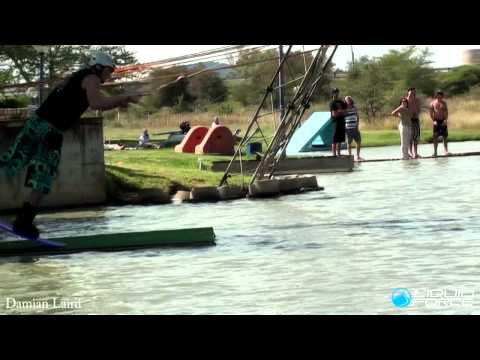 South African Cable Wakeboard Nationals 2012