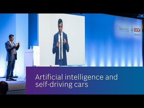 The role of artificial intelligence in the design of self-driving cars
