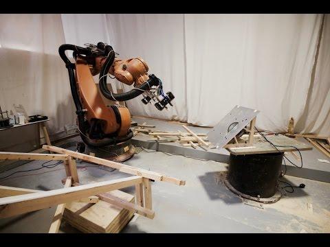 Fusta Robotica - Large Scale Robotic Manufacturing