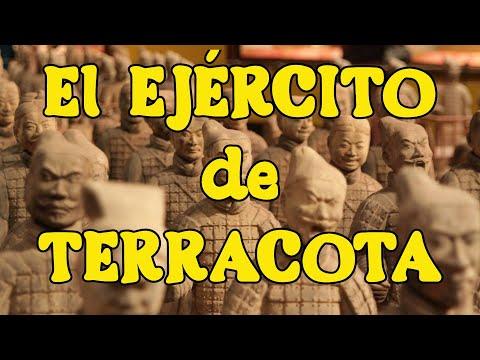 ENIGMAS DEL MUNDO - EL EJÉRCITO DE TERRACOTA