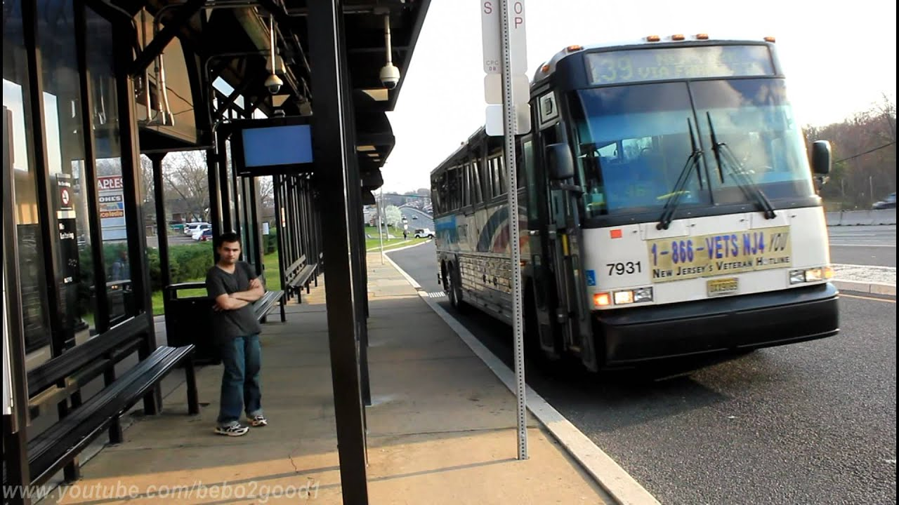 Nj Transit Bus Route 67 And 139 Express At Old Bridge