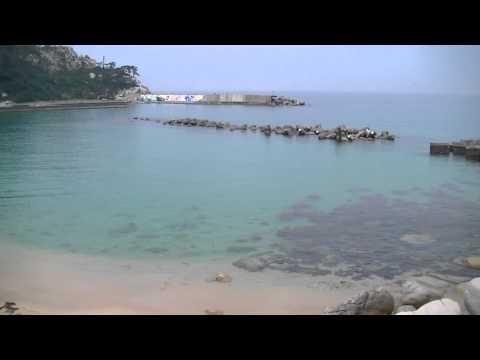 福井県敦賀市 若狭湾側 白木海水浴場