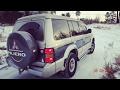 Покатушки по бездорожью на Mitsubishi Pajero часть вторая