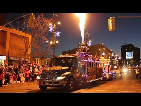 The Best Santa Claus Parade in The World | Full Version