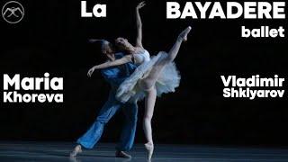 La BAYADERE Ballet Mariinsky Theatre Maria Khoreva Adagio Part 1