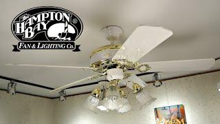 Hampton Bay St. Claire Ceiling Fan | 1080p HD Remake