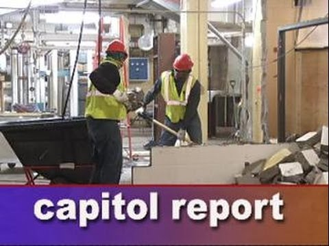 CAPITOL REPORT: Behind-the-Scenes Look at State Capitol Restoration