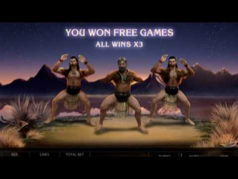 Māori culture misappropriated in online gambling game
