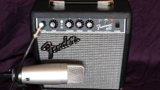 Review Fender Frontman 10G