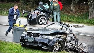 German Car Crashes