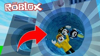WE GET INSIDE A GIANT WASHER!! OBBY ROBLOX 💙💚💛 BE BE BE MILO VITA AND ADRI 😍 AMIWITOS