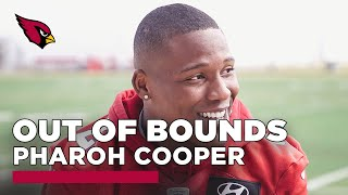 Pharoh Cooper Down for a Step Challenge | Arizona Cardinals
