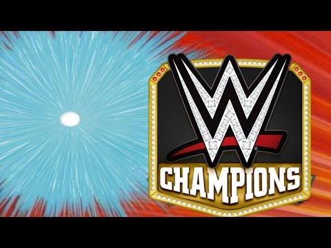 Evolving on WWE Champions!