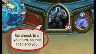 [Hearthstone] 81 hidden/SECRET INTERACTIONS in  | Knights of the Frozen Throne