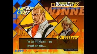 [TAS] Capcom Vs. SNK 2 EO: Eagle & Rugal (A-Groove)