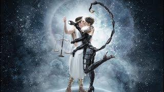 Libra y escorpio en el amor