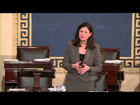 Ayotte Senate Floor Exchange with Senator Boxer