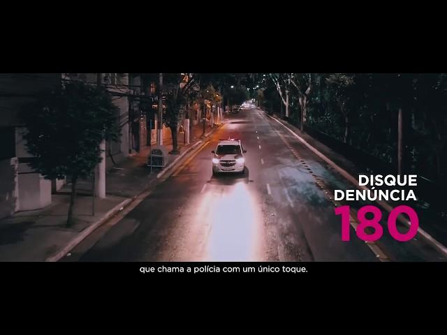 Campanha do Governo de São Paulo de combate ao feminicídio